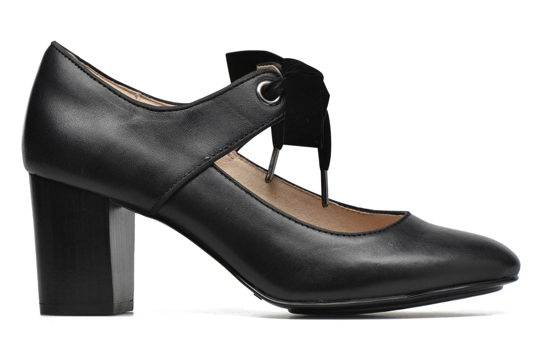 Zapatos de tacón Hush Puppies Margot Langdon Negro vistra trasera