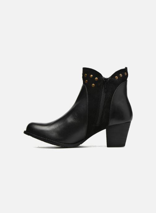 Bottines et boots Hush Puppies KRIS Noir vue face