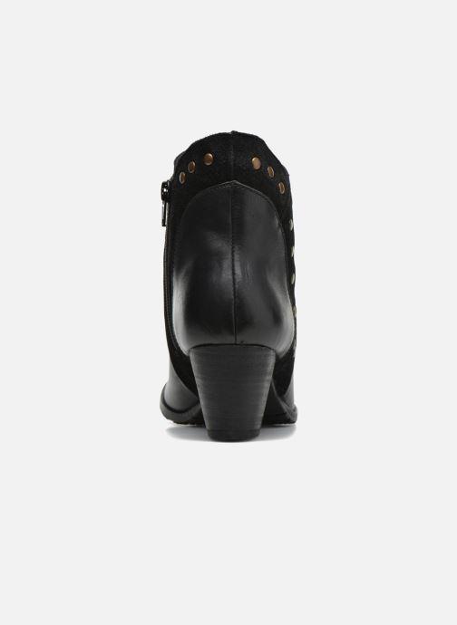 Stiefeletten & Boots Hush Puppies KRIS schwarz ansicht von rechts
