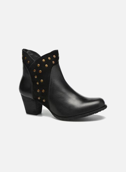 Stiefeletten & Boots Hush Puppies KRIS schwarz detaillierte ansicht/modell
