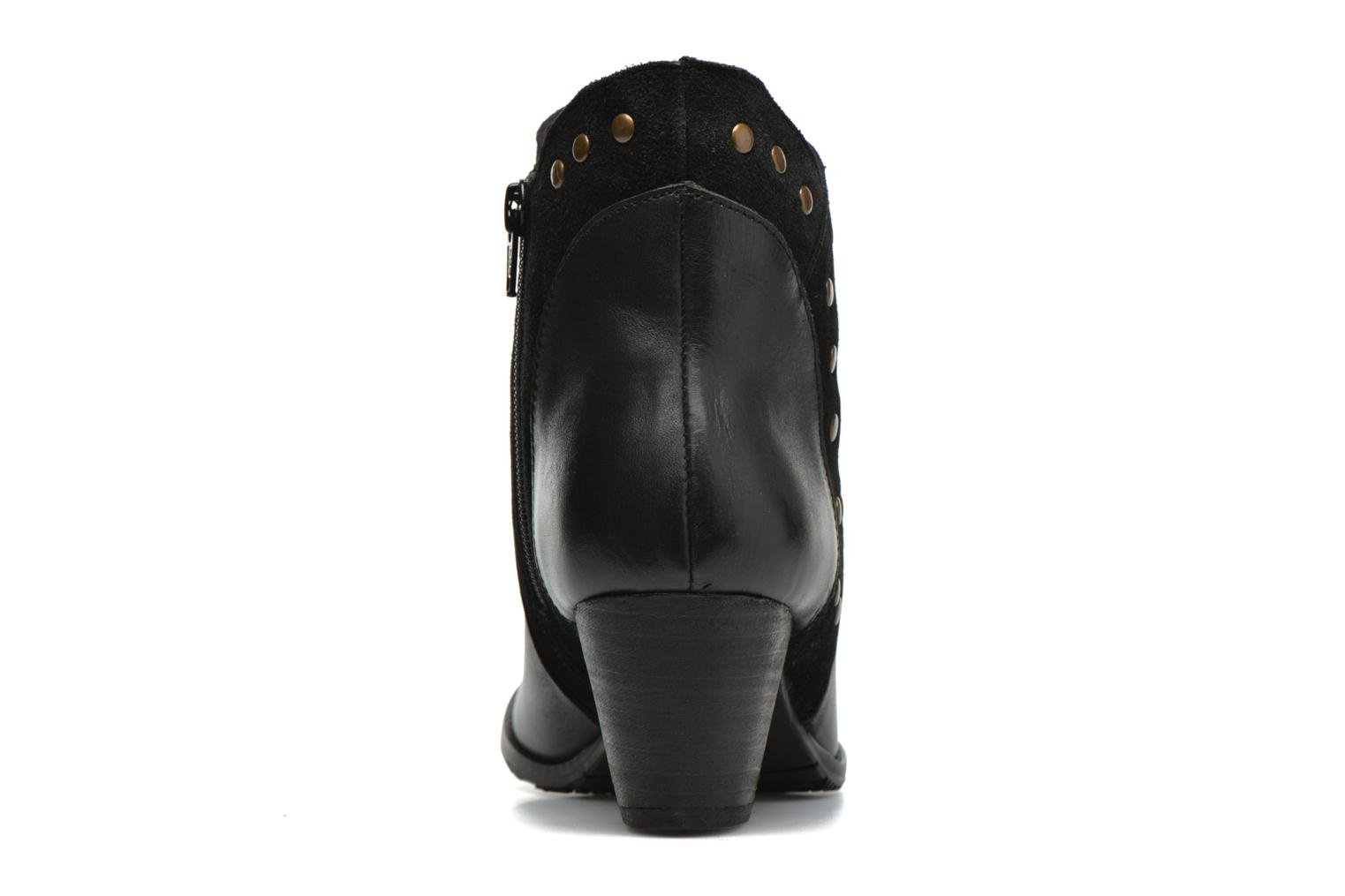 Ankle boots Hush Puppies KRIS Black view from the right