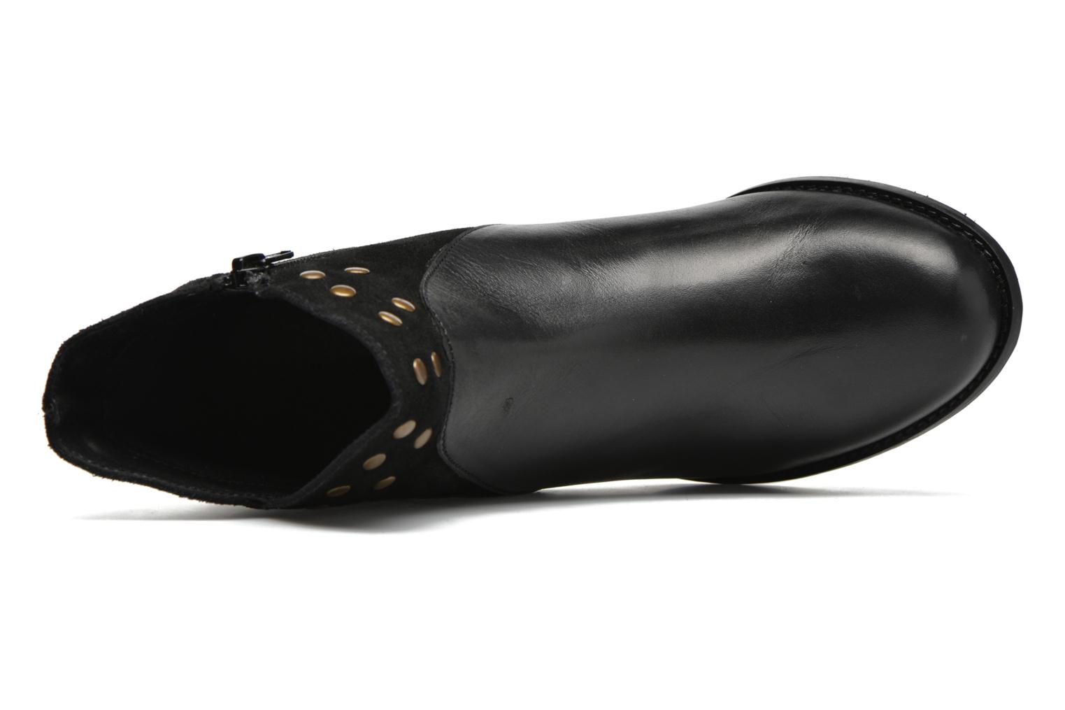 Ankle boots Hush Puppies KRIS Black view from the left