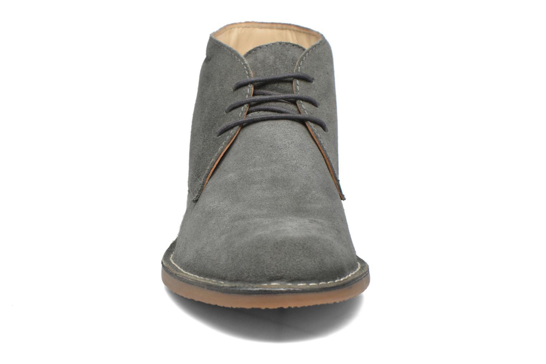 Chaussures à lacets Hush Puppies Lord Gris vue portées chaussures