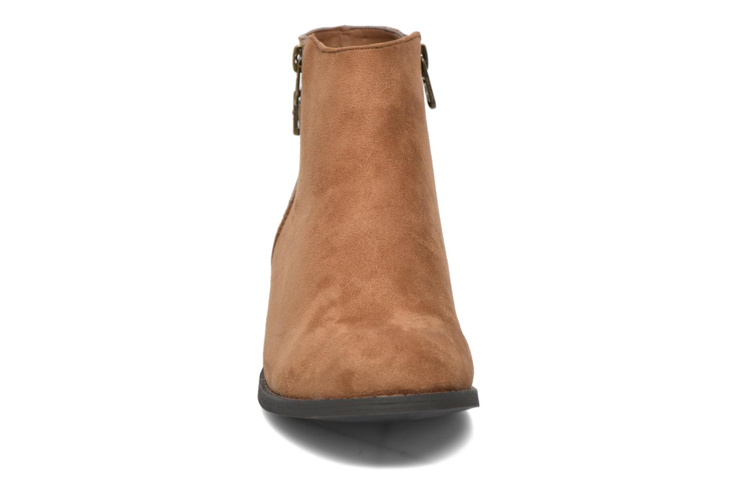 Ankle boots Refresh Marbré 62296 Brown model view