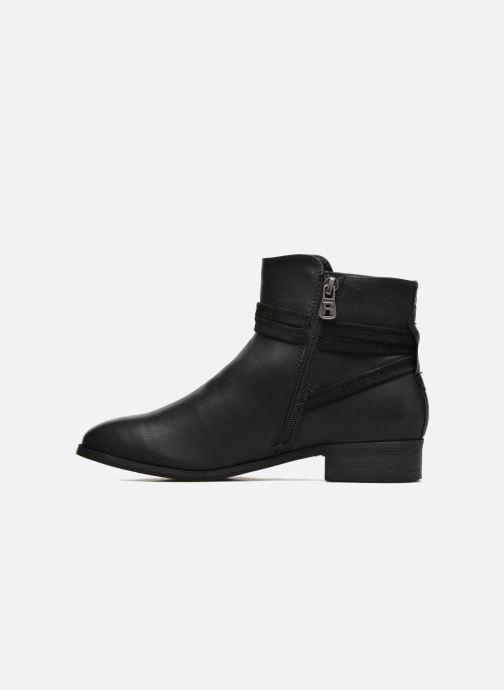 Bottines et boots Refresh Pompom 62132 Noir vue face