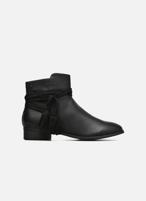 Stiefeletten & Boots Refresh Pompom 62132 schwarz ansicht von hinten