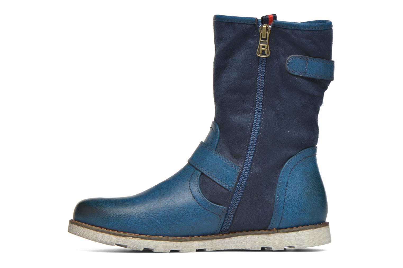 Bottines et boots Refresh Jessica 62233 Bleu vue face