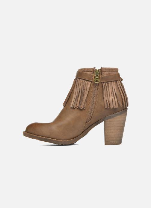 Boots en enkellaarsjes Refresh Priscilla 62231 Bruin voorkant