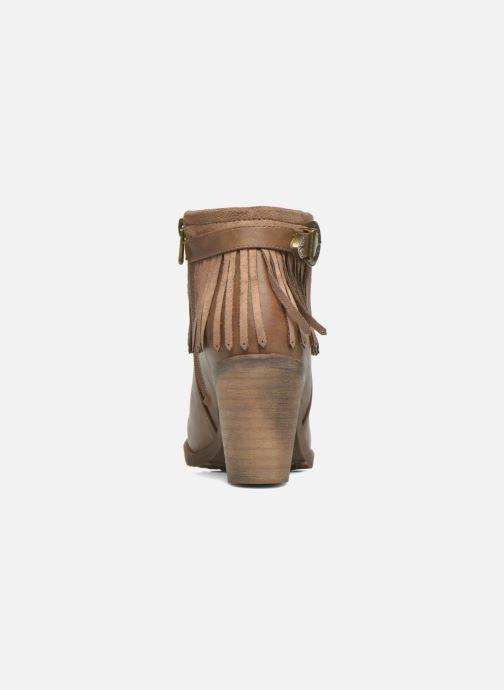 Boots en enkellaarsjes Refresh Priscilla 62231 Bruin rechts