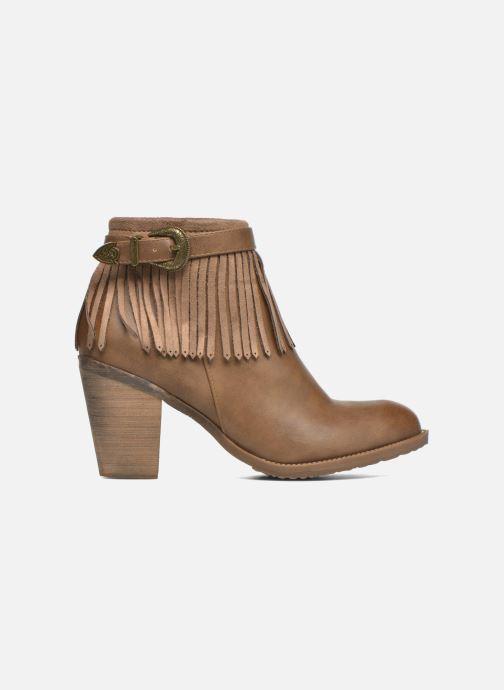 Boots en enkellaarsjes Refresh Priscilla 62231 Bruin achterkant