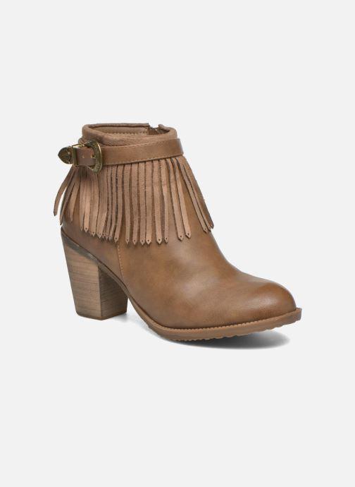 Boots en enkellaarsjes Refresh Priscilla 62231 Bruin detail