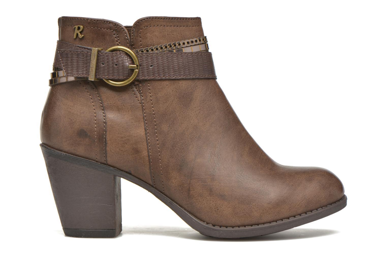 Bottines et boots Refresh Jeanne 63111 Marron vue derrière