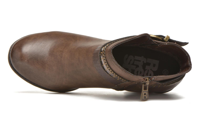 Bottines et boots Refresh Jeanne 63111 Marron vue gauche