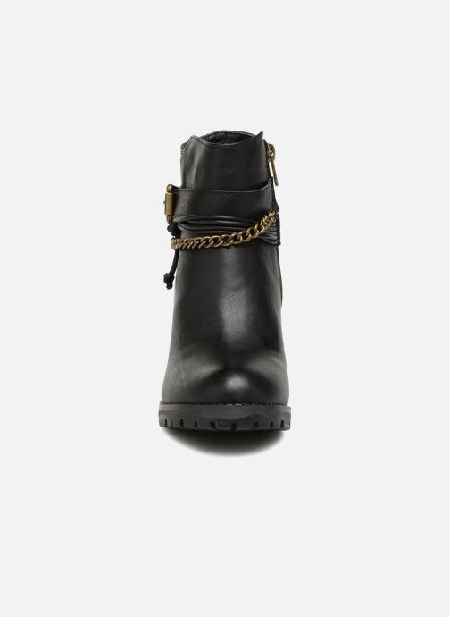 Bottines et boots Refresh Pauline 63132 Noir vue portées chaussures