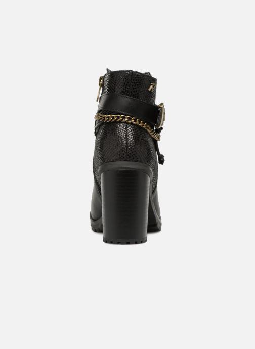 Boots en enkellaarsjes Refresh Pauline 63132 Zwart rechts