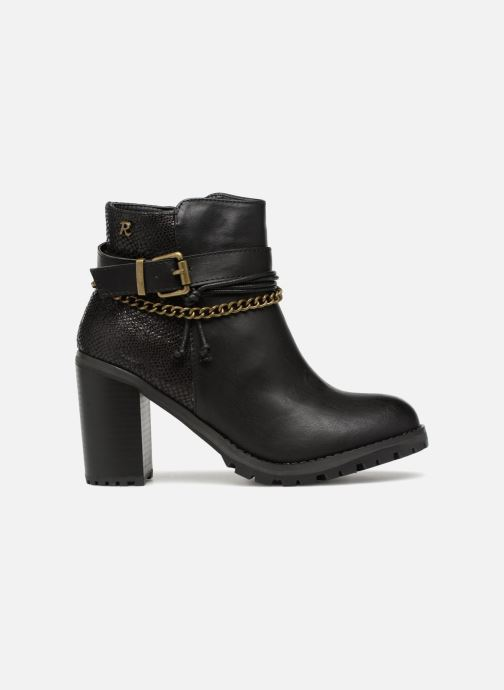 Boots en enkellaarsjes Refresh Pauline 63132 Zwart achterkant