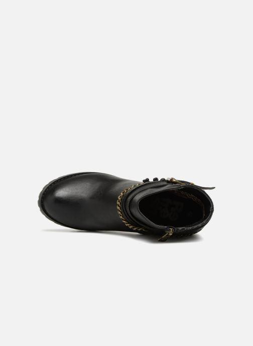 Bottines et boots Refresh Pauline 63132 Noir vue gauche