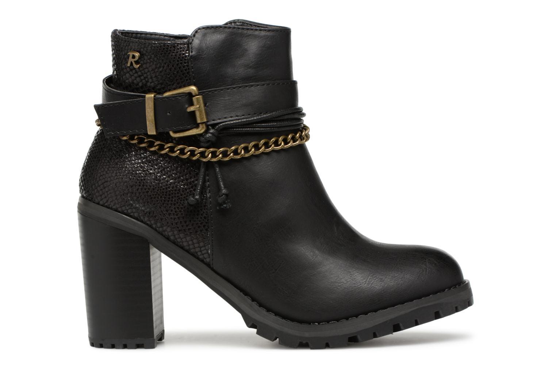 Bottines et boots Refresh Pauline 63132 Noir vue derrière