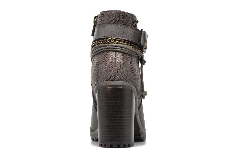 Bottines et boots Refresh Pauline 63132 Gris vue droite