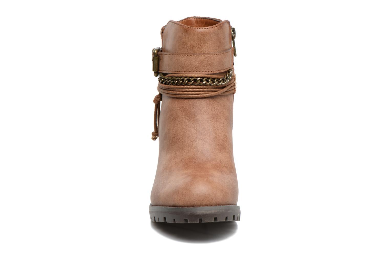 Bottines et boots Refresh Pauline 63132 Marron vue portées chaussures