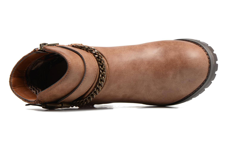 Bottines et boots Refresh Pauline 63132 Marron vue gauche