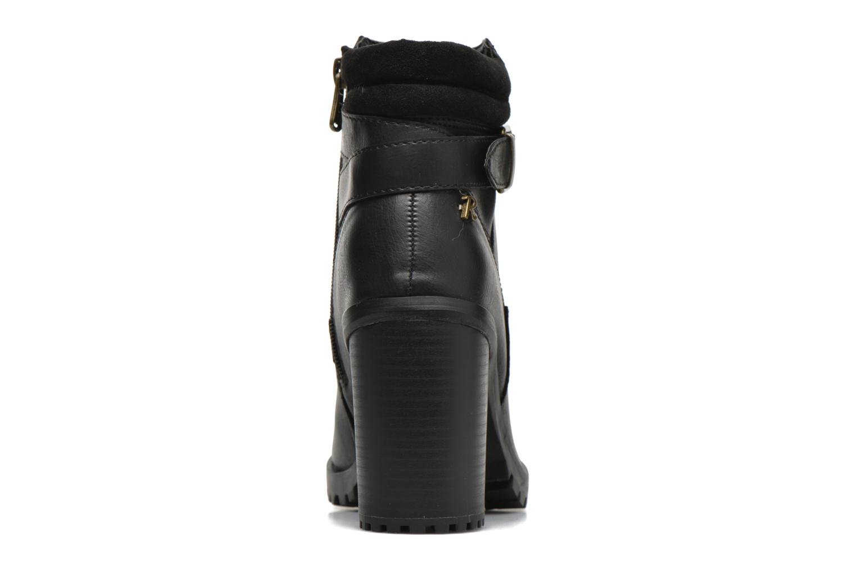 Bottines et boots Refresh Margaux 63113 Noir vue droite