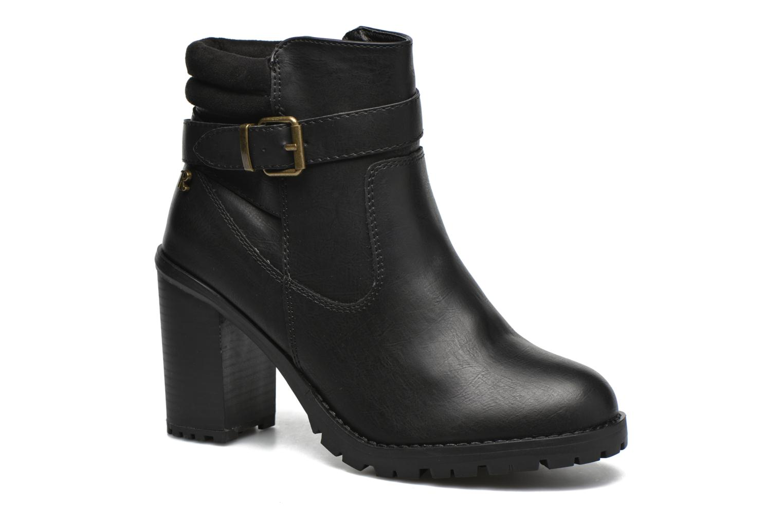 Bottines et boots Refresh Margaux 63113 Noir vue détail/paire