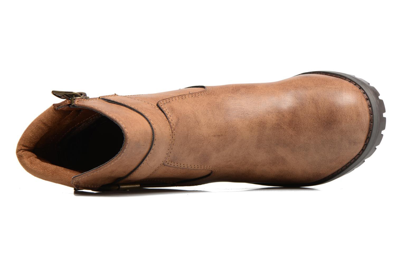 Bottines et boots Refresh Margaux 63113 Marron vue gauche