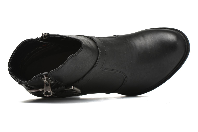 Bottines et boots Refresh Fanny 62140 Noir vue gauche