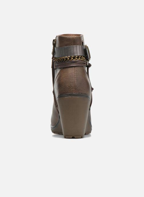 Bottines et boots Refresh Fiona 62170 Marron vue droite