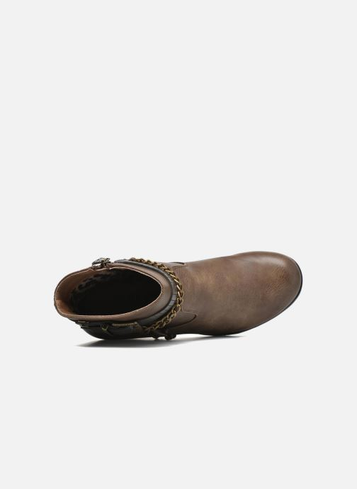 Bottines et boots Refresh Fiona 62170 Marron vue gauche