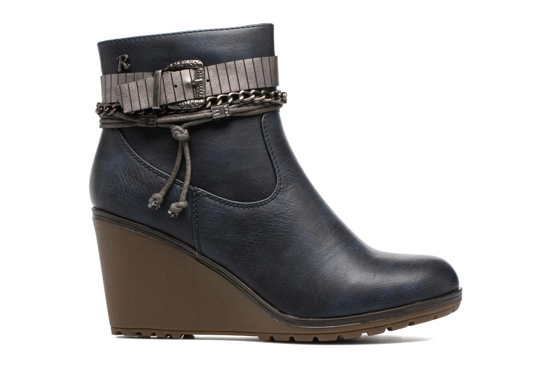 Bottines et boots Refresh Fiona 62170 Bleu vue derrière