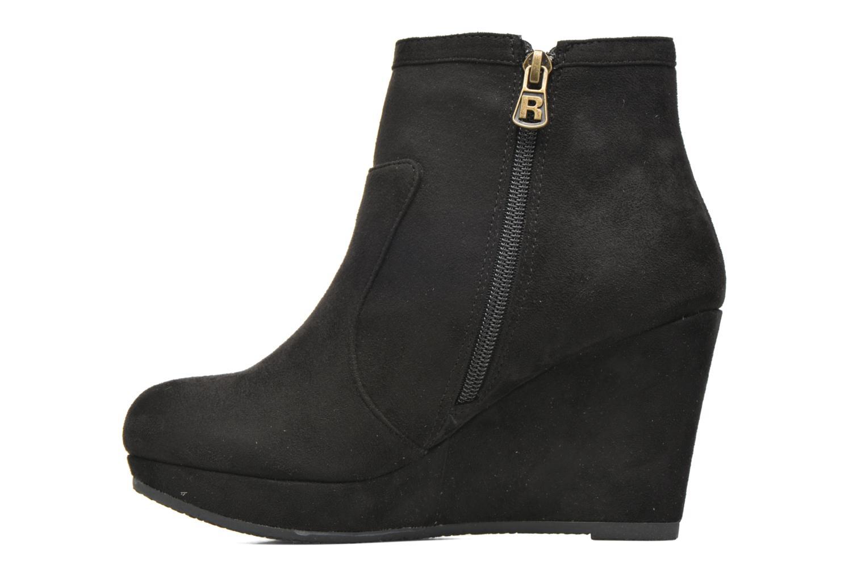 Bottines et boots Refresh Flo 62295 Noir vue face