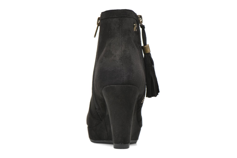 Bottines et boots Refresh Flo 62295 Noir vue droite