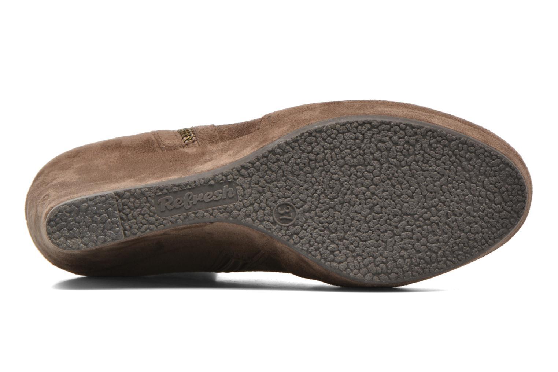 Boots en enkellaarsjes Refresh Flo 62295 Bruin boven