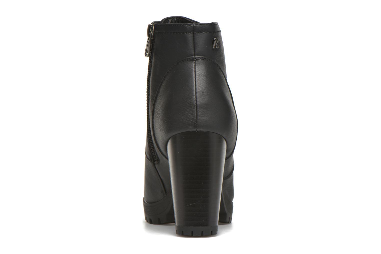 Bottines et boots Refresh Charlotte 62176 Noir vue droite