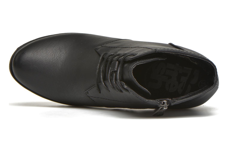 Bottines et boots Refresh Charlotte 62176 Noir vue gauche