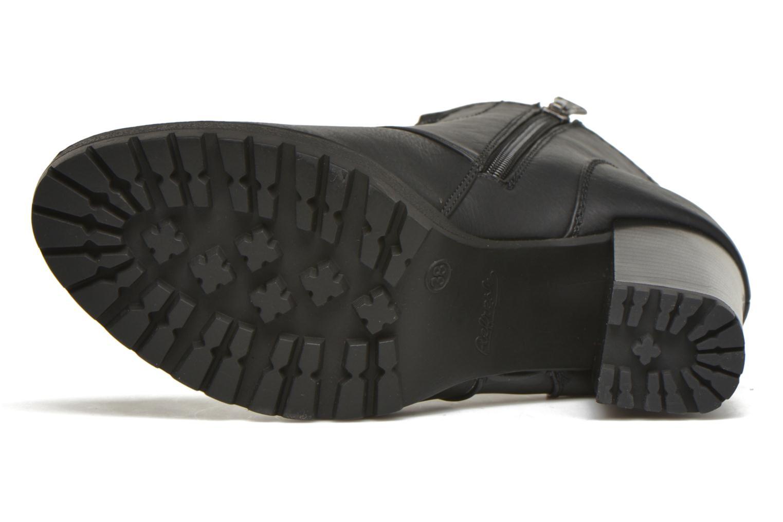 Bottines et boots Refresh Charlotte 62176 Noir vue haut