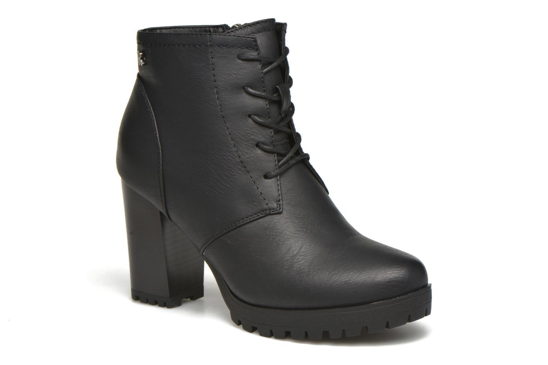 Bottines et boots Refresh Charlotte 62176 Noir vue détail/paire
