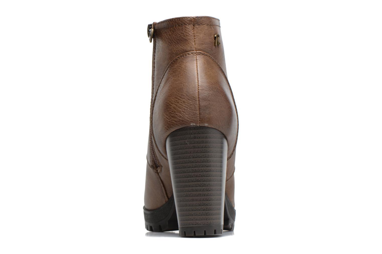 Bottines et boots Refresh Charlotte 62176 Marron vue droite