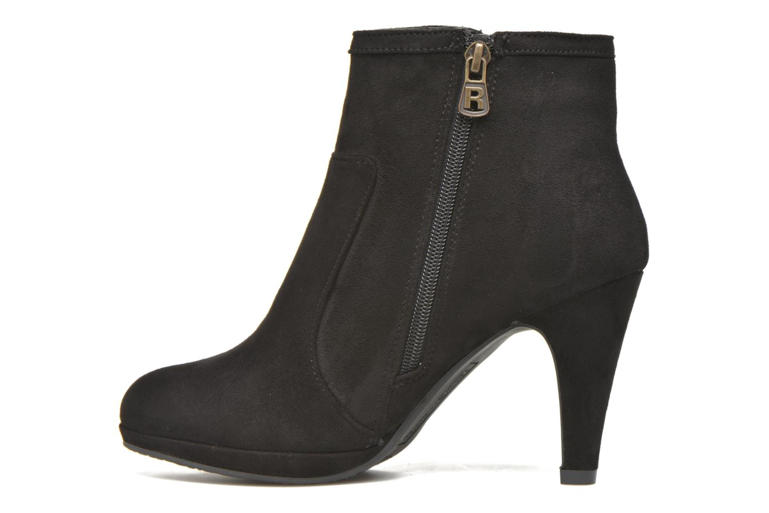 Bottines et boots Refresh Julie 62276 Noir vue face