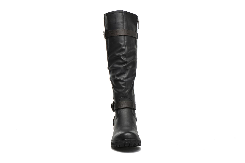 Støvler & gummistøvler Refresh Sarah 62182 Sort se skoene på