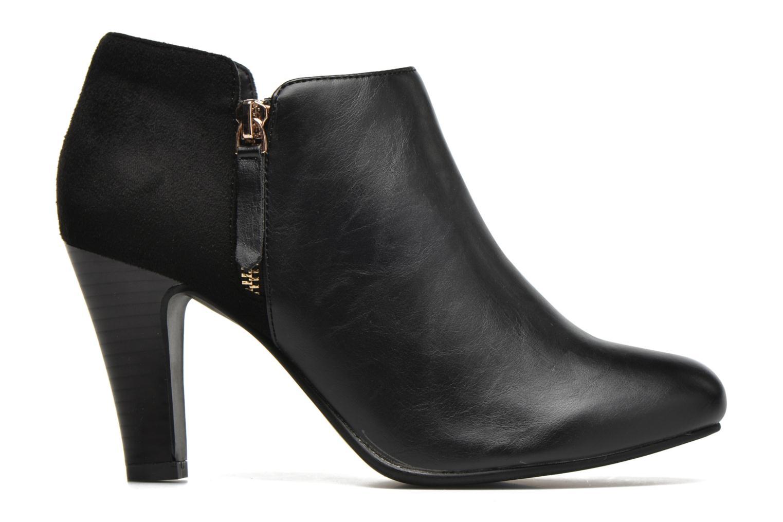Bottines et boots Divine Factory Chloé Noir vue derrière