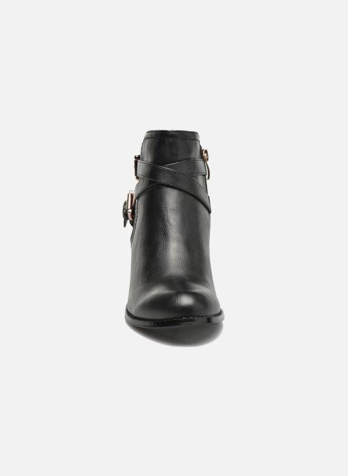 Boots en enkellaarsjes Divine Factory Elisa Zwart model