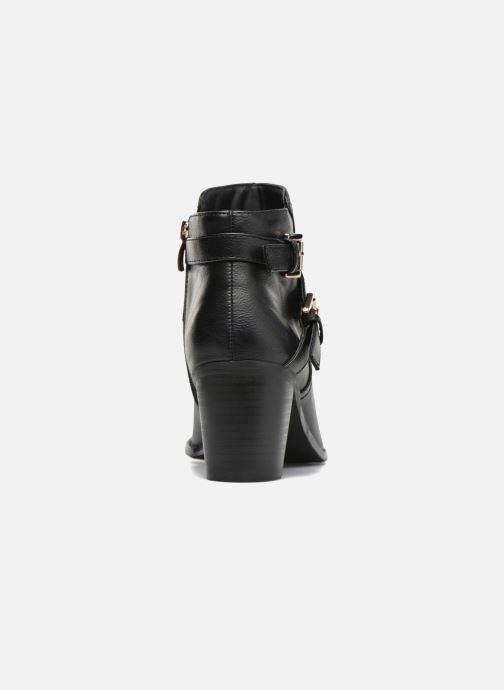 Boots en enkellaarsjes Divine Factory Elisa Zwart rechts