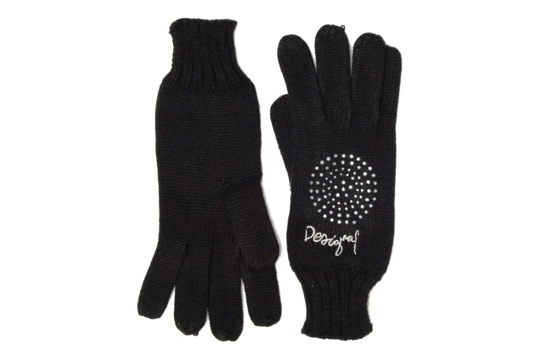Sonstiges Desigual Coffret foulard/gants schwarz ansicht von vorne