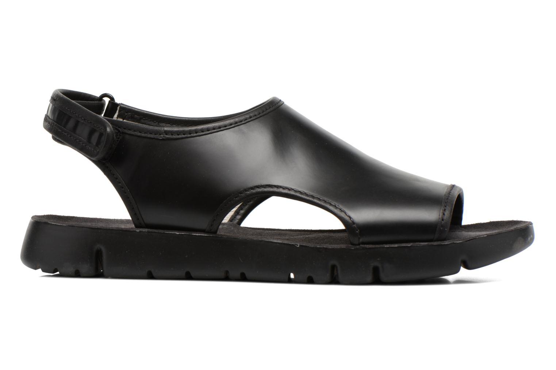 Sandales et nu-pieds Camper Oruga 22541 Noir vue derrière