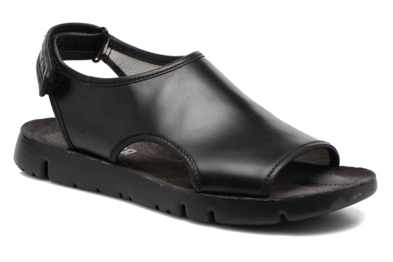 Sandales et nu-pieds Camper Oruga 22541 Noir vue détail/paire