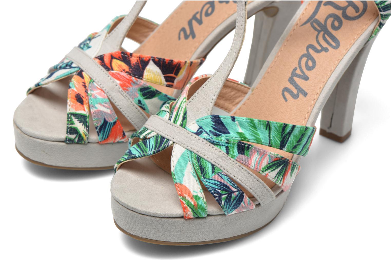 Sandales et nu-pieds Refresh Fanisia-60952 Multicolore vue 3/4