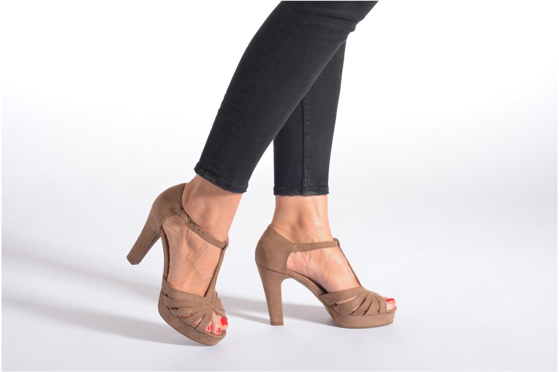 Sandales et nu-pieds Refresh Fanisia-60952 Multicolore vue bas / vue portée sac